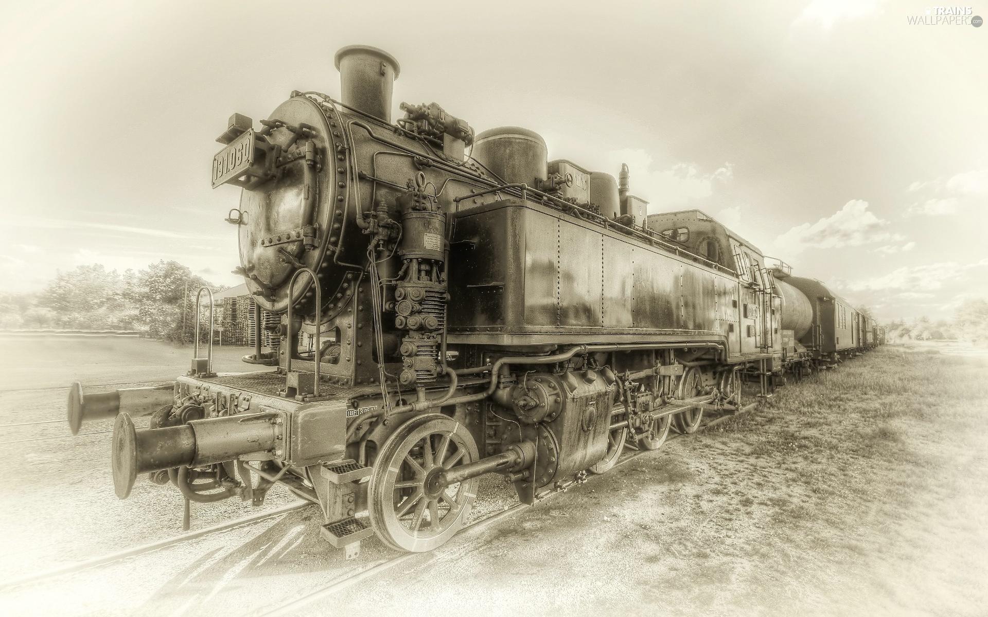 1920x1200 trains steam - photo #30
