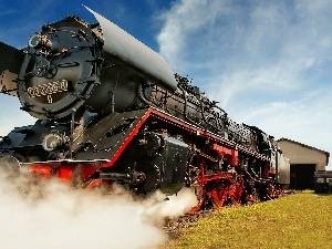 Train, steam